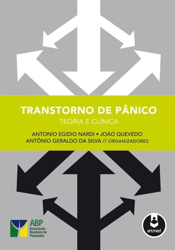 livro transtorno de panico